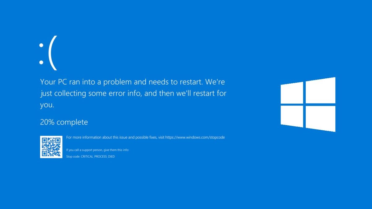Windows 10 Update Fixes Printer and BSOD